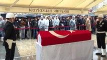 Şehit Polis Memuru Hayrettin Yılmaz Son Yolculuğuna Uğurlandı