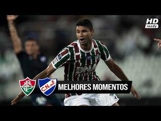 Fluminense 1 x 1 Nacional-URU - Melhores Momentos e Gols (HD COMPLETO) Sul-Americana 24/10/2018