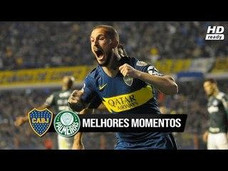 Boca Juniors 2 x 0 Palmeiras - Melhores Momentos e Gols (HD COMPLETO) Libertadores 24/10/2018