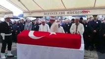 Kırşehir Şehit Yunus Polis Hayrettin Yılmaz Son Yolculuğuna Uğurlandı 3