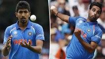 Jasprit Bumrah, Bhuvneshwar Kumar back, BCCI announced Team India for Remaining ODIs |वनइंडिया हिंदी