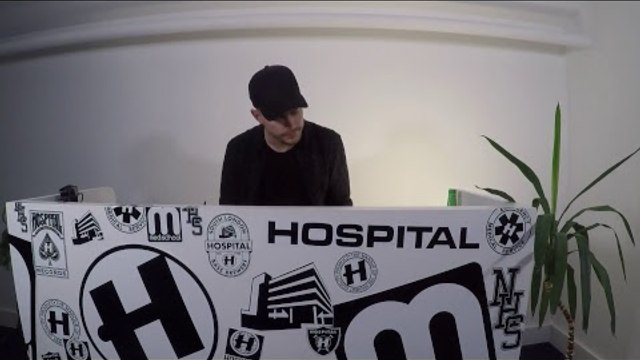 Hospital Records Podcast 376 with Krakota