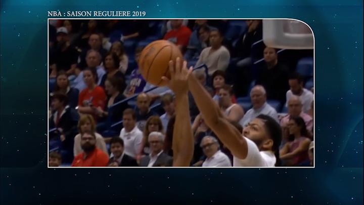 Basketball finale NBA