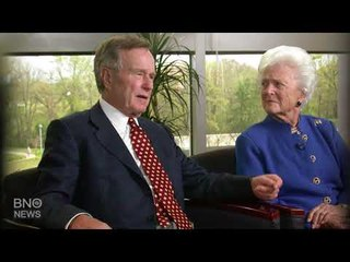 George H.W. Bush Released From Hospital