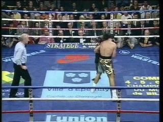 Classic Championship Boxing - Akim Tafer vs Derek Angol