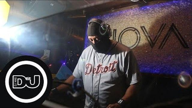 DJ Stingray Electro Set Live from #DJMagHQ ADE