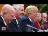 Trump Ousts U.S. Secretary of State Rex Tillerson