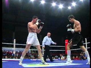 Classic Championship Boxing - Frank Nicotra vs Ray Close