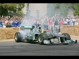 Goodwood Festival of Speed 2013 Highlights