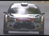 R5 Maxi Turbo & Citroen WRC DS3 showing-off at Goodwood - Festival of Speed 2013