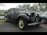 Me and my car - Citroen Traction Avant