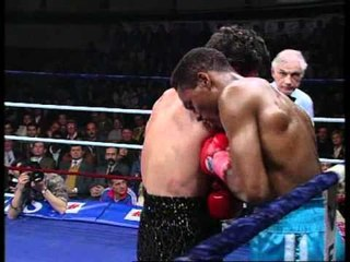Classic Championship Boxing - Antoine Byrd vs Frank Nicotra