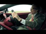 Lord March roadtests the Aston Martin Vanquish on road and track EB