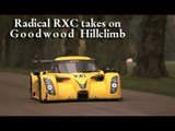 Extreme street-legal supercar road test; Radical RXC takes on Goodwood Hillclimb