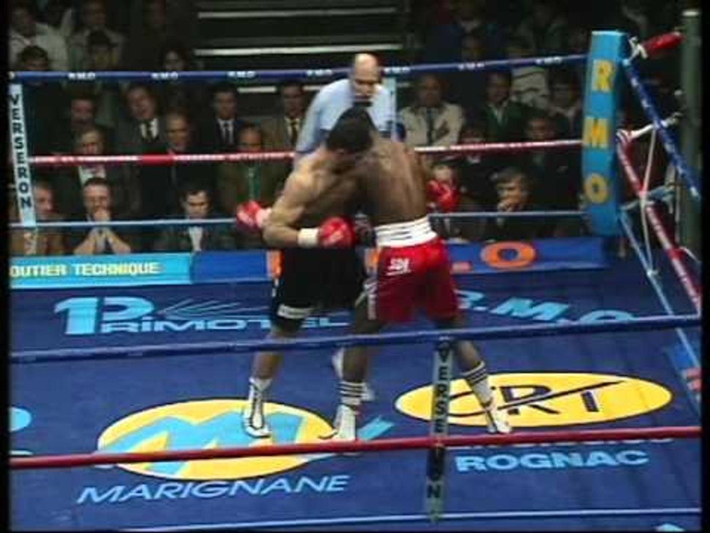 Classic Championship Boxing - Akim Tafer vs Boubakar Sanogo