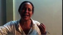 Video Primeras declaraciones de @MariaCorinaYA, luego de ser agredida
