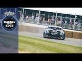 Formula Drift champion Chris Forsberg tears up FOS Hill