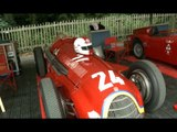 Museum Alfa Romeos at Goodwood Festival of Speed