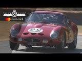 Nick Mason's beautiful Ferrari 250 GTO glides at FOS