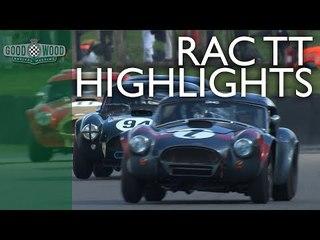RAC TT Highlights | Goodwood Revival 2018