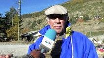 Hautes-Alpes: un troupeau de 250 bovins en transhumance entre Abriès et Aiguilles ce jeudi