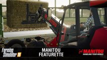 Farming Simulator 19 - Manitou