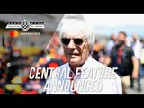 FOS Central Feature to celebrate Bernie Ecclestone