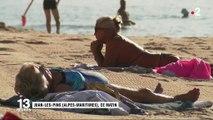 Côte d'Azur : le mois d'octobre le plus chaud depuis 60 ans