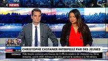 """Le maire du XIXe arrondissement de Paris vivement interpellé par un responsable associatif: """"Les jeunes ne savent pas où aller, quoi faire!"""" - VIDEO"""