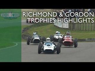 Richmond & Gordon Trophies Highlights | Goodwood Revival 2018