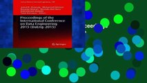 F.R.E.E [D.O.W.N.L.O.A.D] Proceedings of the International Conference on Data Engineering 2015