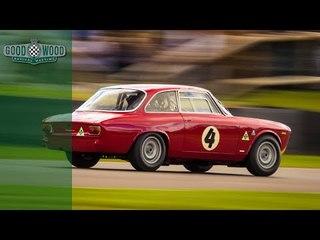 Tiny but powerful Alfa Romeo pushed at Revival
