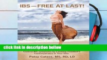 Review  Ibs--Free at Last!