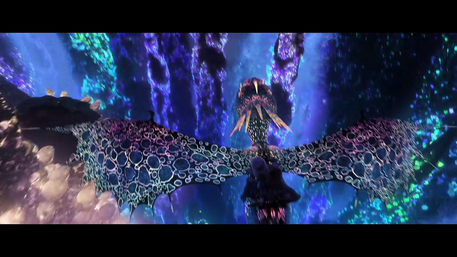 How To Train Your Dragon 3 Trailer 2