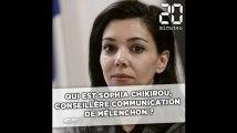 Qui est Sophia Chikirou, la conseillère communication de Mélenchon?