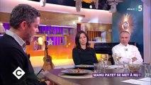 Manu Payet évoque son père décédé