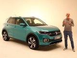 A la découverte du Volkswagen T-Cross (2018) !