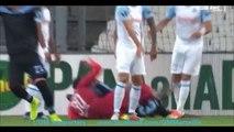 Marseille vs Lazio Rome 1-3