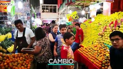 La importancia de comer por 50 pesos en un mercado mexicano