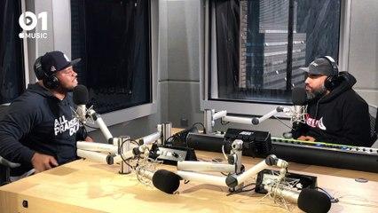 Torae & Ebro Talk – All Praises Due, Dj Premier, Sean Price & Redman on Beats 1 Live on Apple Music