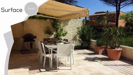 A vendre - Maison/villa - Ste maxime (83120) - 3 pièces - 53m²