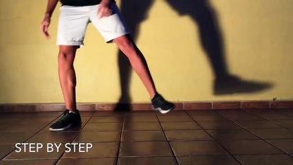 how to shuffle dance tutorial 2