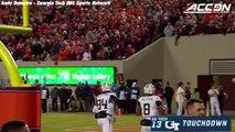 Georgia Tech vs. Virginia Tech Football Highlights (2018)