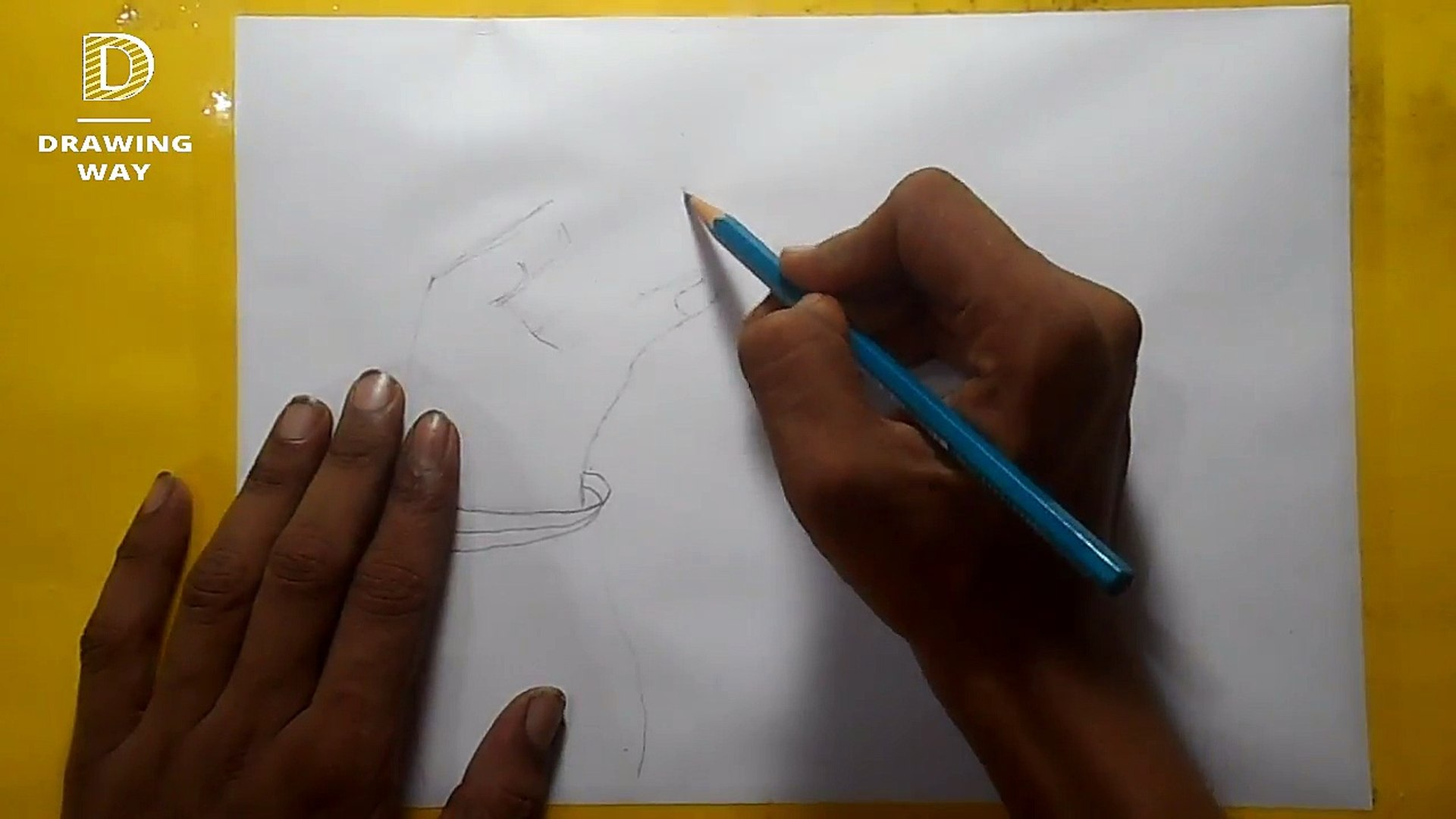 How To Draw Happy Raksha Bandhan For Beginners Step By Step 287 Video Dailymotion