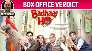 Badhaai Ho | Box Office Verdict | Ayushmann Khurrana | Sanya Malhotra | #TutejaTalks
