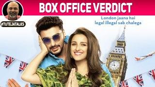 Box Office Verdict Namaste England | Arjun Kapoor | Parineeti Chopra | Vipul Shah |