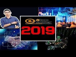 TOP 5 Criptomoedas com Grande Potencial para 2019 - 5 Projeto Cripto Para ficar de Olho em 2019.