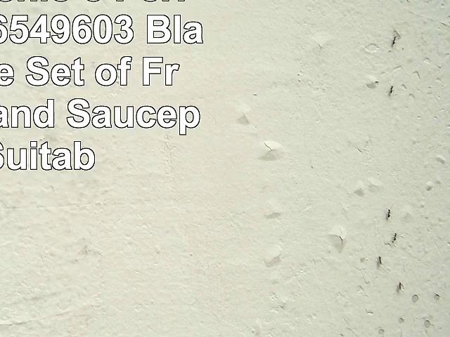 TefalIngenio 5 Performance L6549603 Black 10Piece Set of Frying Pans and Saucepans