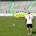 Roberto Carlos n'a rien perdu de ses frappes sur coups francs