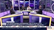 Thierry Apoteker VS Ronan Blanc (1/2): Comment les investisseurs perçoivent-ils la fin du cycle de croissance mondiale et la dynamique de l'inflation ? - 26/10